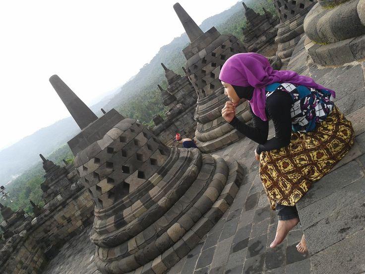 A Long time ago in Yogyakarta