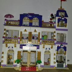 Gebraucht Lego Grand Hotel zu verkaufen in 12049 Berlin um € 135,00 – Shpock