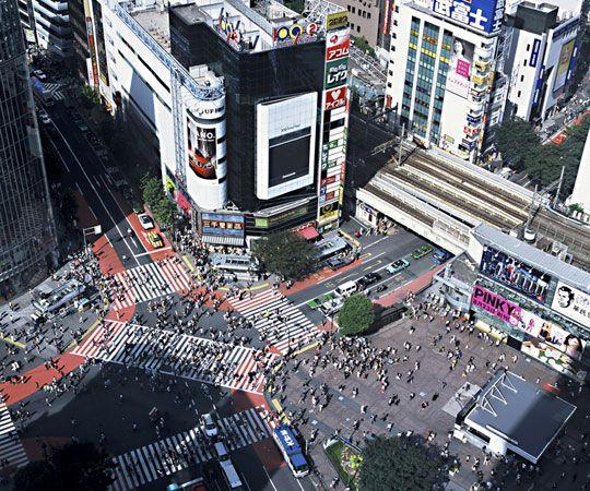 Japan-Tokyo-Shibuya