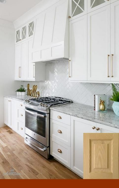 White Cabinets With Formica Countertops | White kitchen design