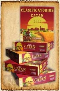 Clasificatorios #catan 2014
