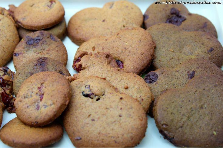 Čajové máslové sušenky (třeba matčenky, brušenky)