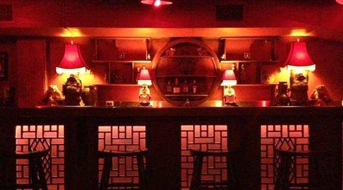 Uncle Ming's Bar, York St, basement lvl