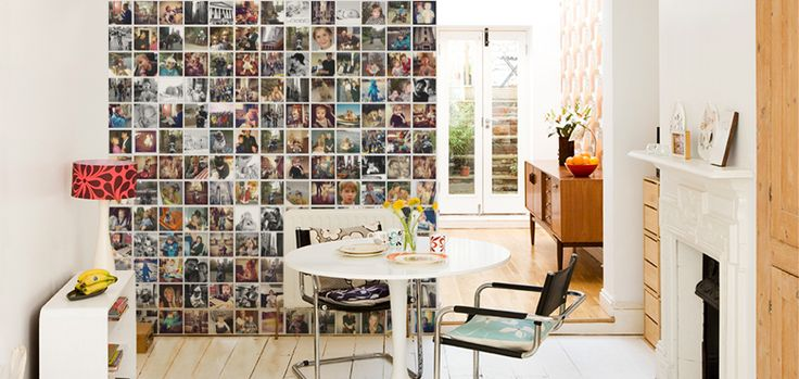 Create a Collage Mural - Custom Wall Murals | Eazywallz