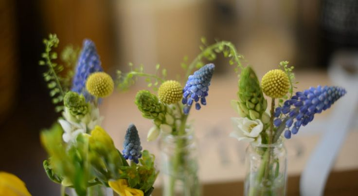 Bloom & Wild letterbox flowers - Notes From A Stylist