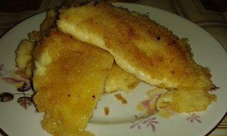 Camilla w kuchni: Kotlety z żółtego sera