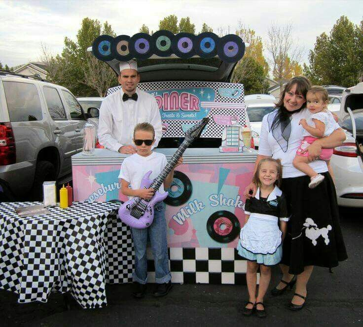 19 best Trunk or Treat Ideas images on Pinterest Halloween ideas - halloween decorations for your car