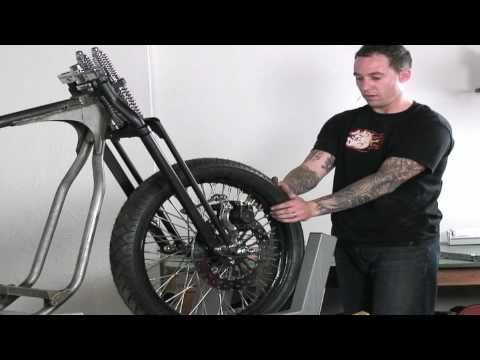 how to change indian vintage motorcycle fork oil youtube