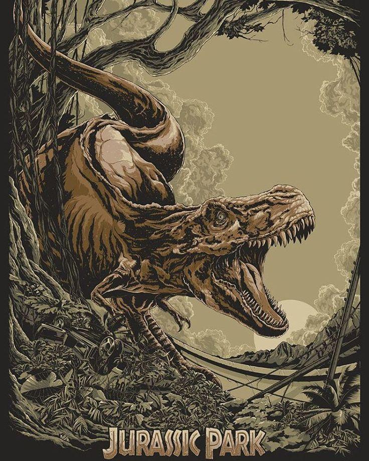 Jurassic Park by KenTaylor
