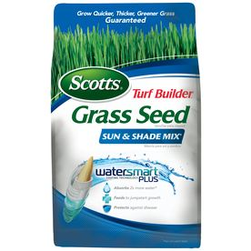 Scotts�Turf Builder 20 lbs Sun and Shade Grass Seed Mixture