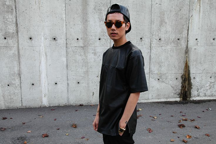 Blogger Vincent Ko in Quay
