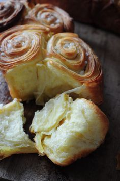 Brioche feuilletée au sucre de Philippe Conticini - Blog de cuisine créative…