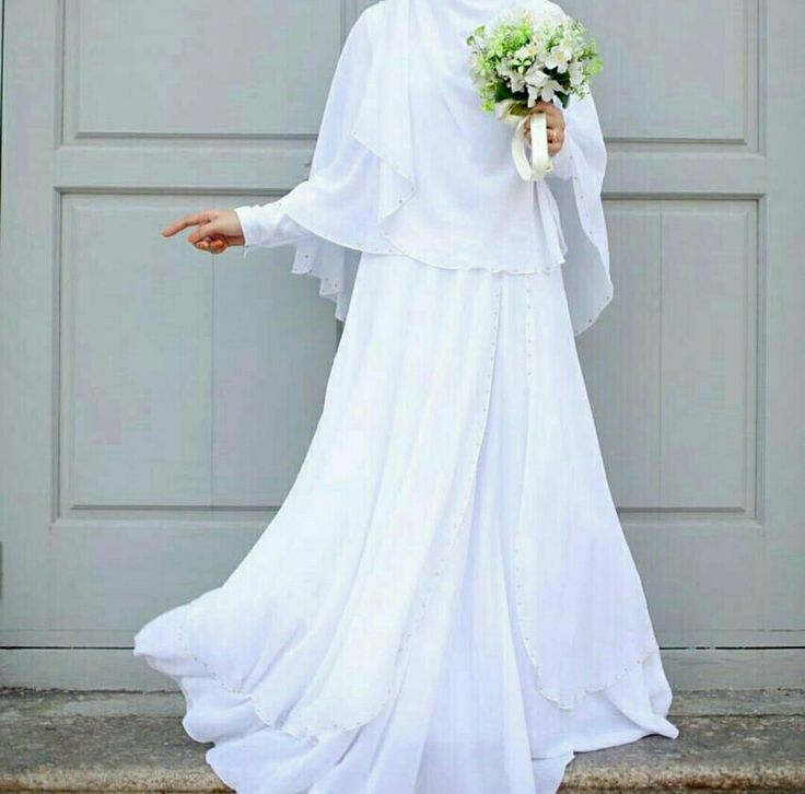 It's suitable for wedding too...@hijab_bysyafiqah