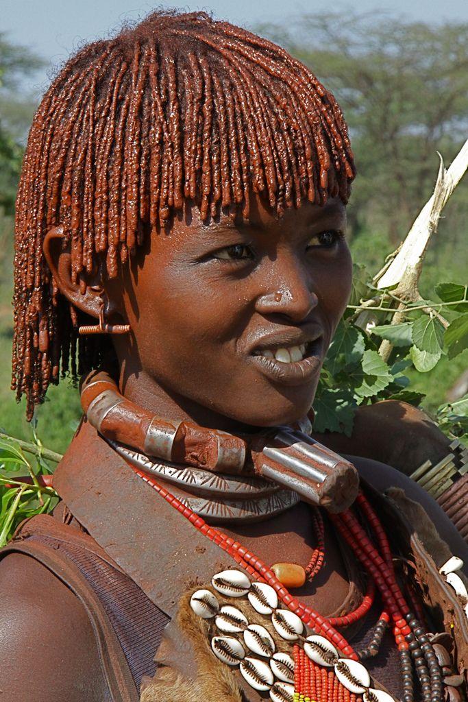 Tribal african women leaking breastmilk #15