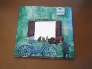 Espejos Malma tuneados - Ventanas y bicicletas.