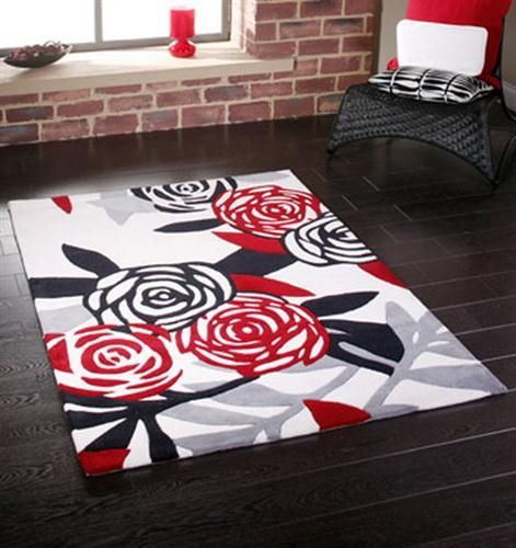 14 best rugs images on Pinterest Red black Apartment ideas and