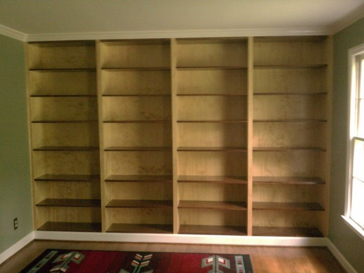 Kreg bookcase plans woodworking projects