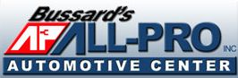 Bussard's All-Pro Automotive Center offers full service auto repair in Los Angeles. From a fair auto repair estimate to quick and reliable work, Bussard's is the place to go. Bring your vehicle in for auto brake repair or air conditioning fix today.