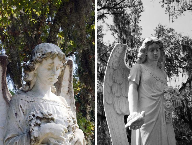 The Bonaventure Cemetery - a must-visit when in Savannah