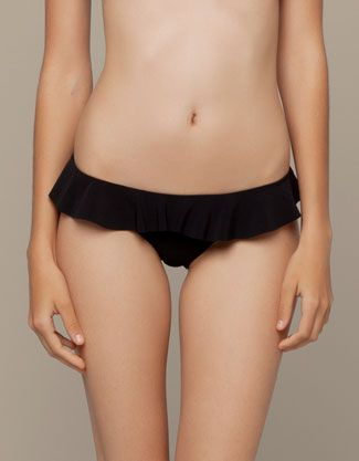 Brasileña bikini volante - Bikinis y Bañadores - España