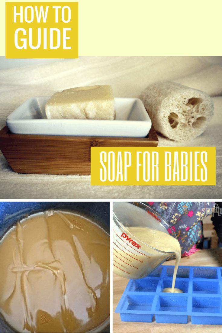 nice DIY Bar Soap Gentle Enough for Babies
