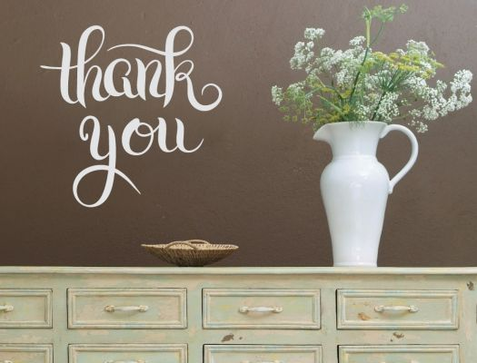 die besten 25+ danke englisch ideen auf pinterest | leben und, Einladungen