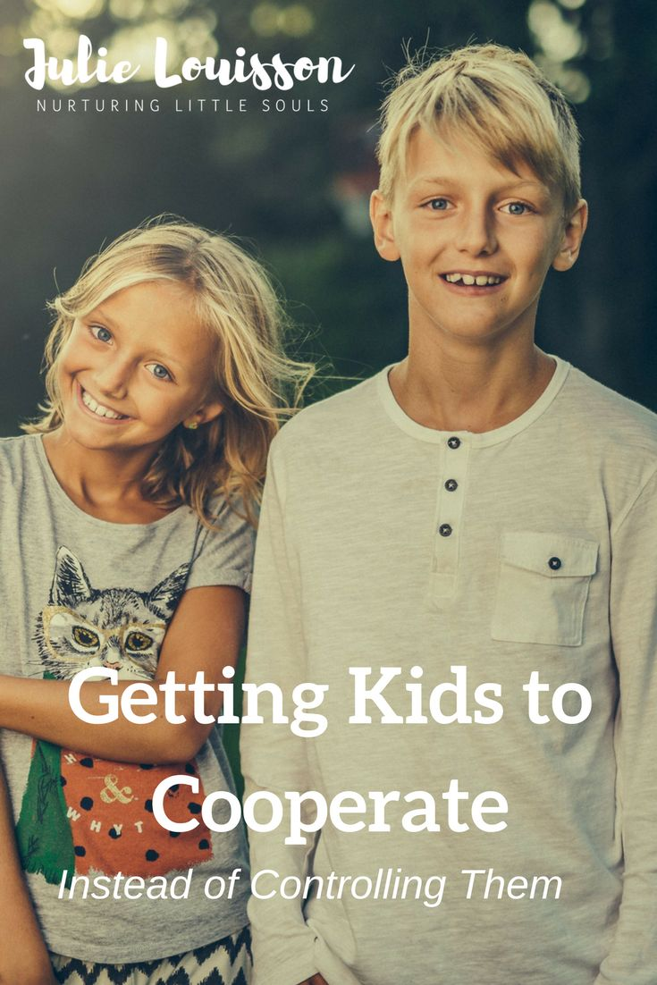 """When we need them to """"be helpful"""" we need to be getting kids to cooperate instead of trying to contol them. #julielouisson #spiritualparenting #cooperativekids #parenting"""