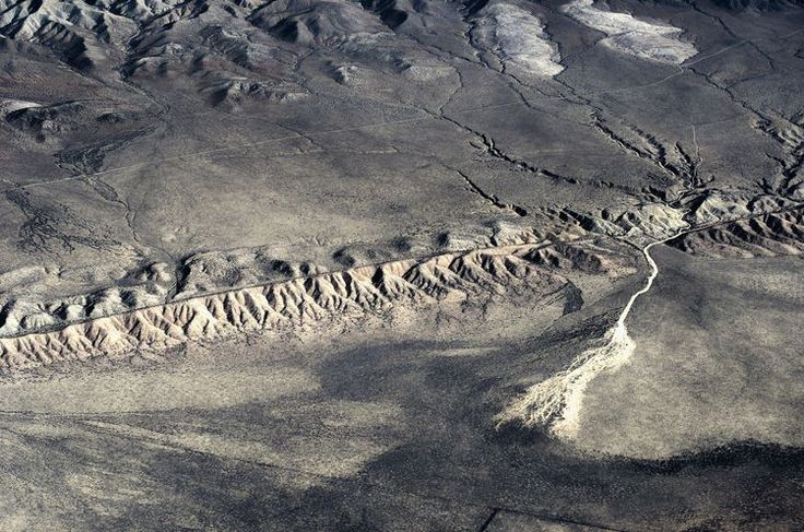 San Andreas Fault Pictures