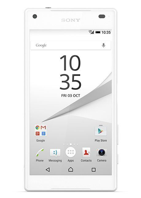 SONY XPERIA Z5 COMPACT, VALGE HIND JA INFO