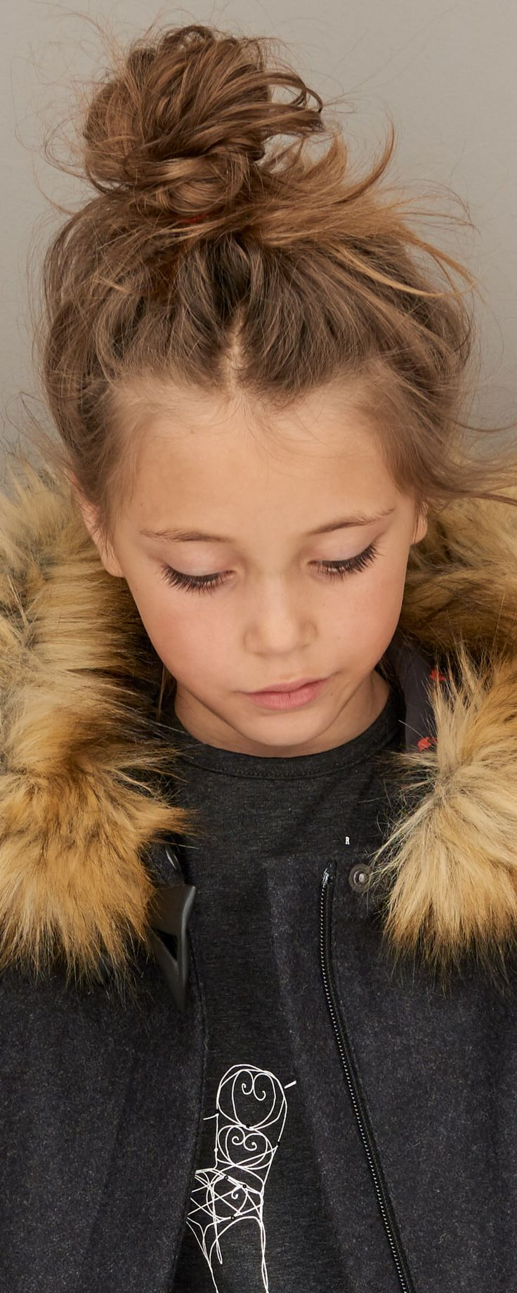 Cosy and stylish winter ahead. Nantissa duffle coat by Marèse Paris. #bigbenkids #marese #aw16