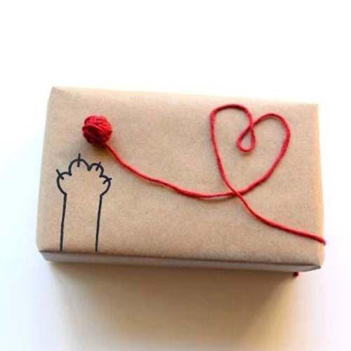 37 tutoriales de papel de regalo increíblemente creativos para hacer brillar tu regalo