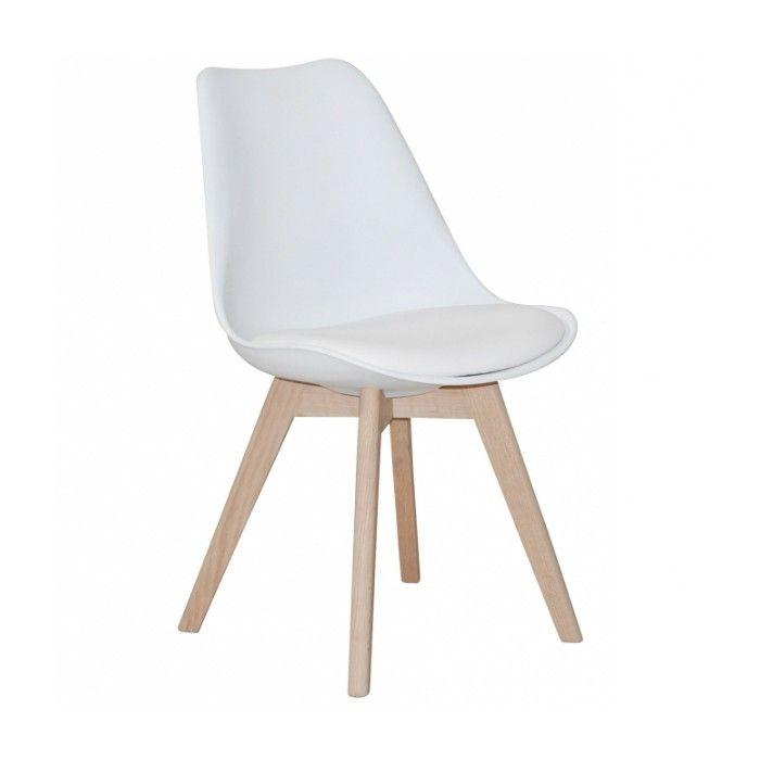 Gekleurde, Eames geinspireerde stoelen