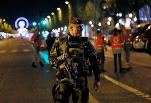 Texslink Concept: Paris attack to have 'big effect' on presidential ...