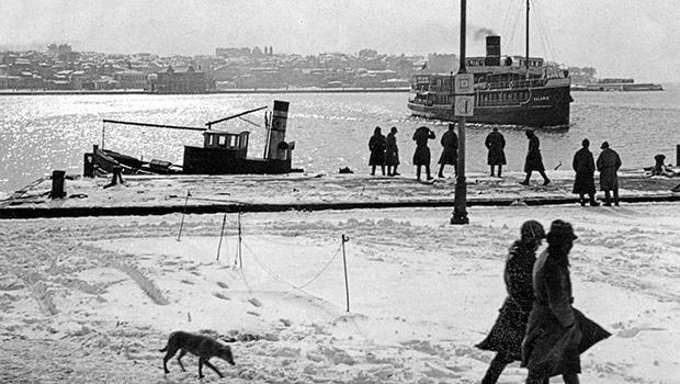 İstanbul semtlerinden tarihi fotoğraflar