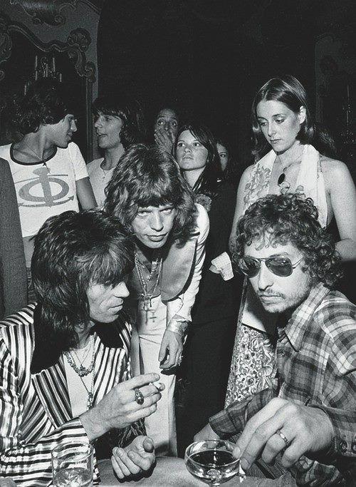 Happy Birthday Bob Rolling Stones Cake