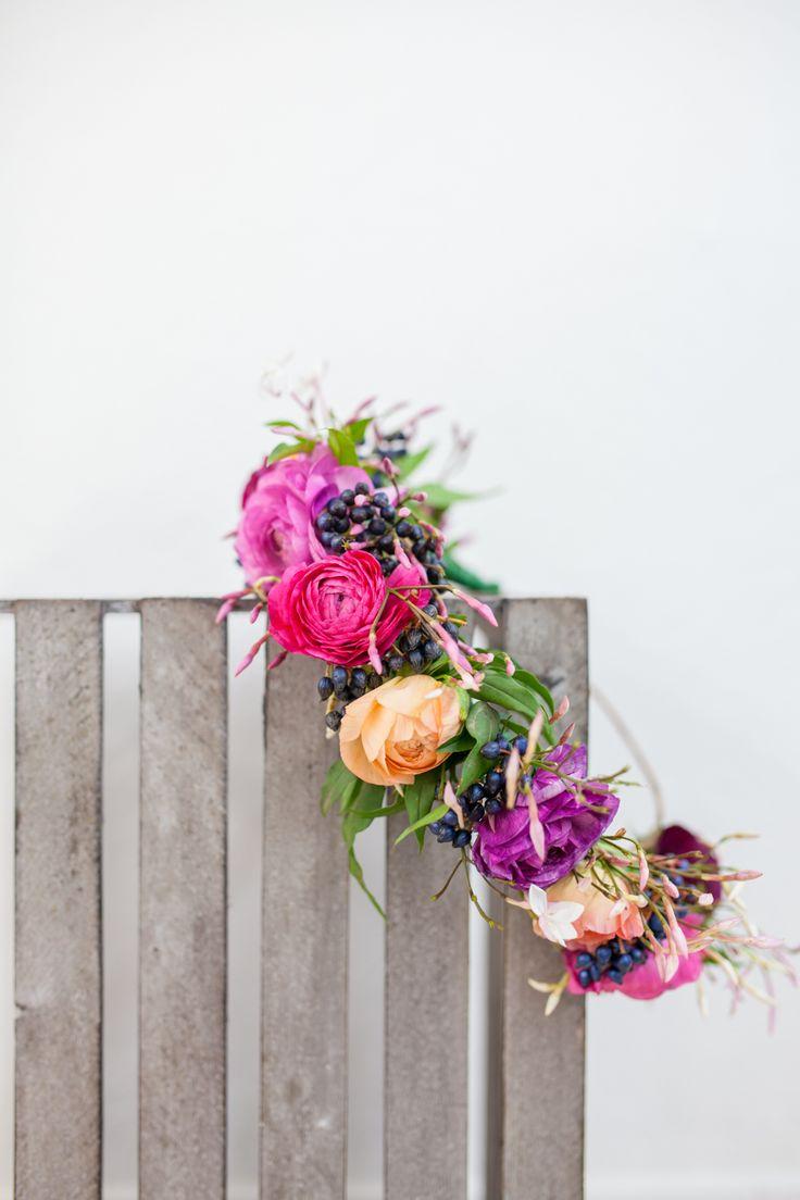 DIY SPRING FLOWER CROWN TUTORIAL - Best Friends For Frosting