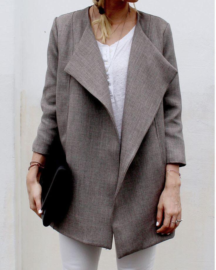 Brenna Coat . womens