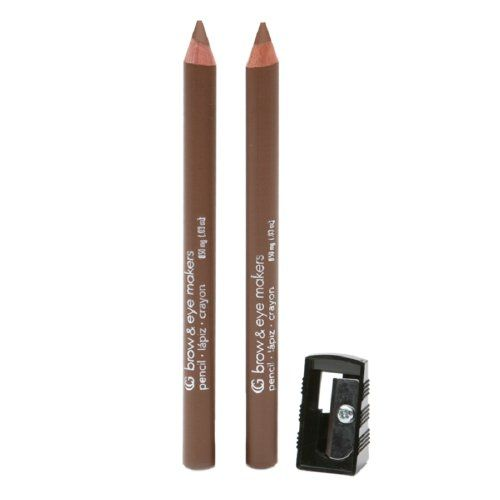 CoverGirl Brow  Eye Makers Brow Shaper and Eyeliner Honey Brown 515 1 set -- Click image to review more details.