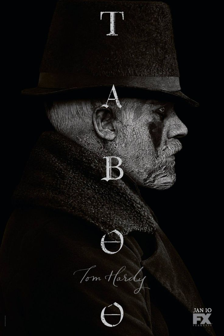 Taboo Miniseries Poster