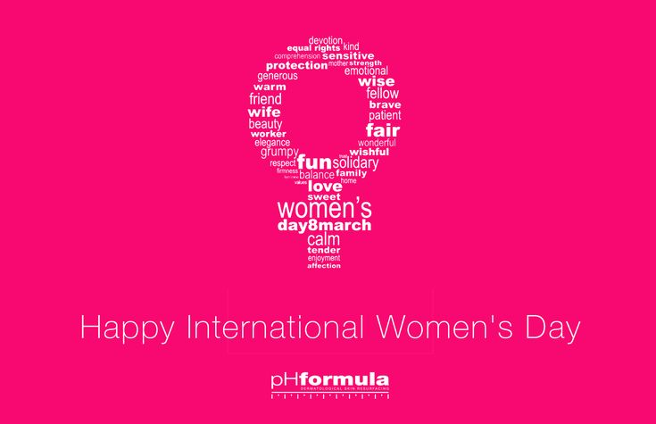 Happy #InternationalWomensDay to all our clients, distributors, educators, medical professionals and skin specialists!