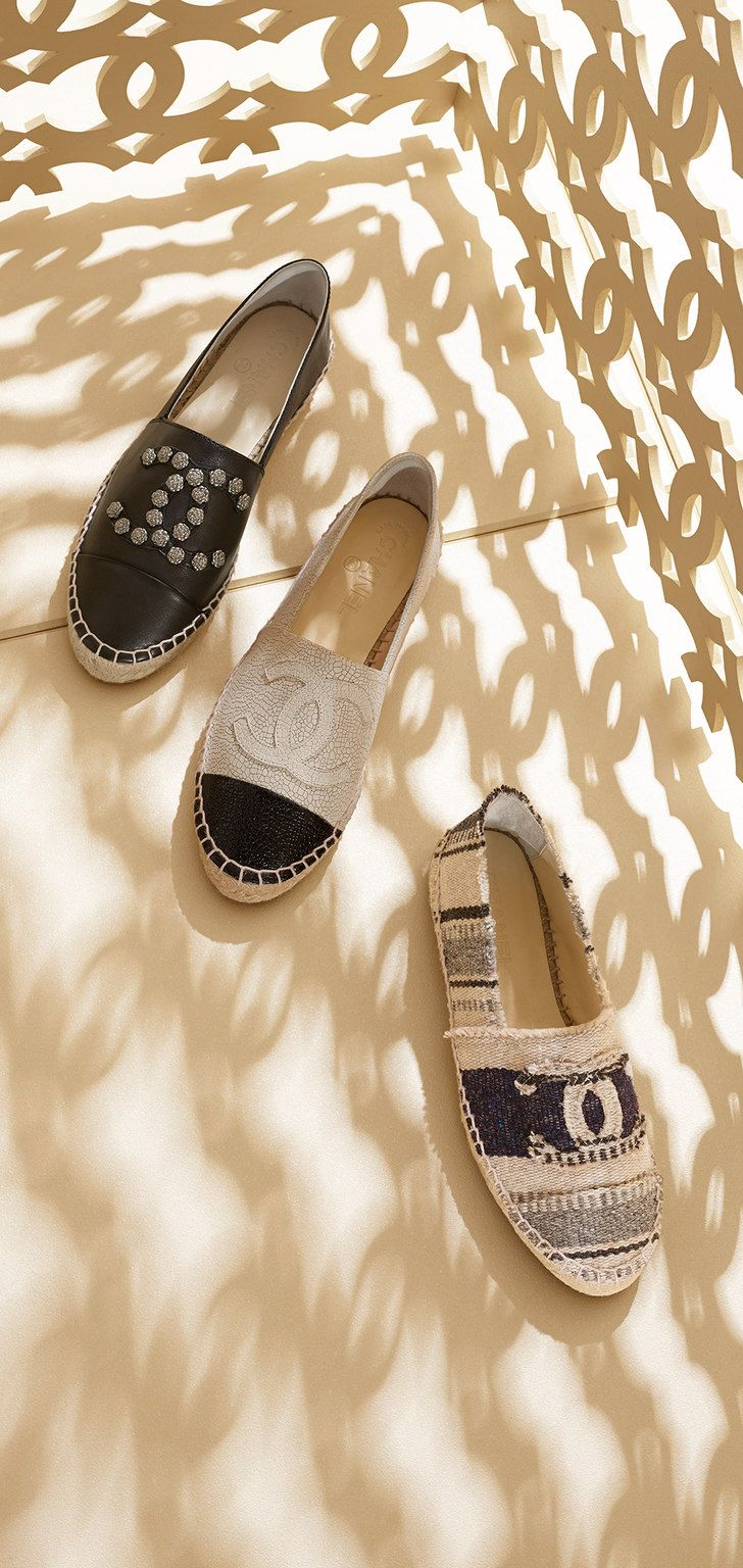 Chanel loafer !