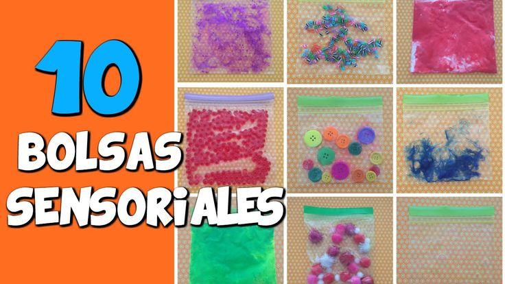 10 Bolsas sensoriales   Psicomotricidad fina y estimulación sensorial_Eugenia Romero