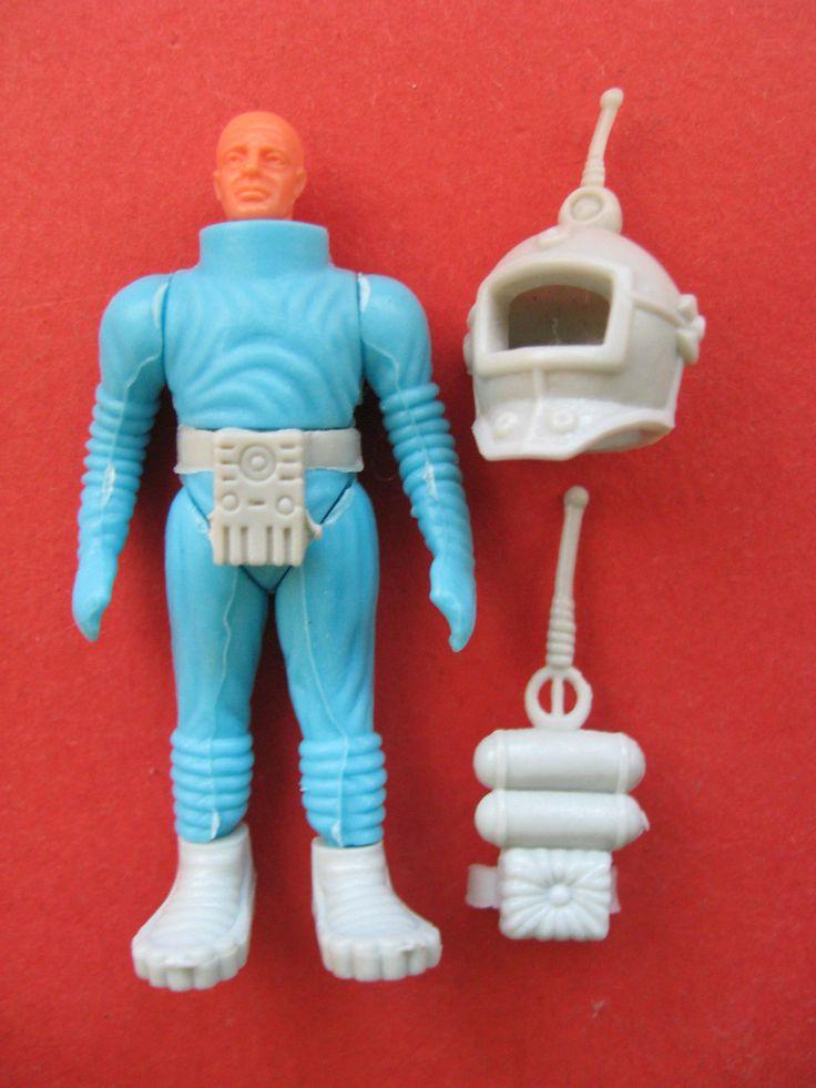 K91 Astronauta Celeste 1 Antenna RP 16 Componibile | eBay