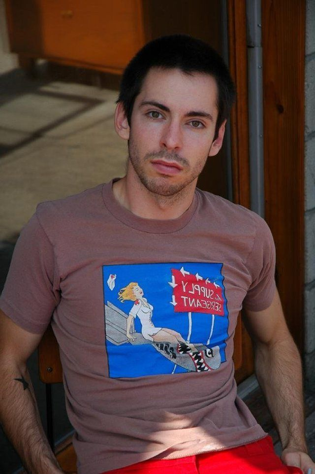 Martin Starr...because Freaks and Geeks is the best.@Johanna Hörrmann Skaggs. remember when i told you that Bill is probably hot now...