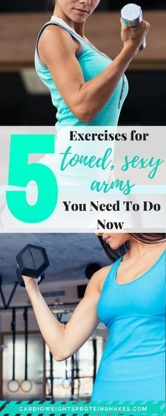 best arm toning exercises