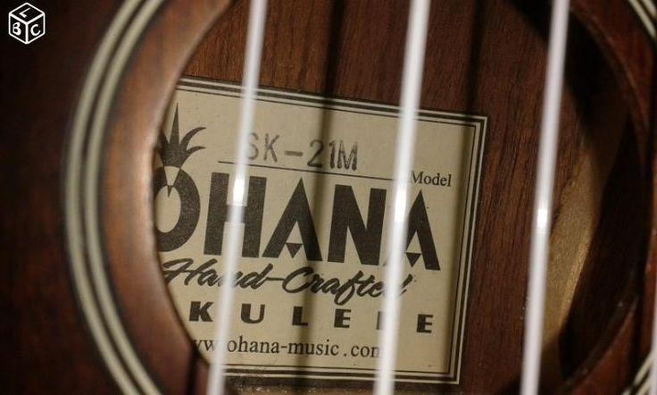 Ukulélé sopranino Ohana SK 21