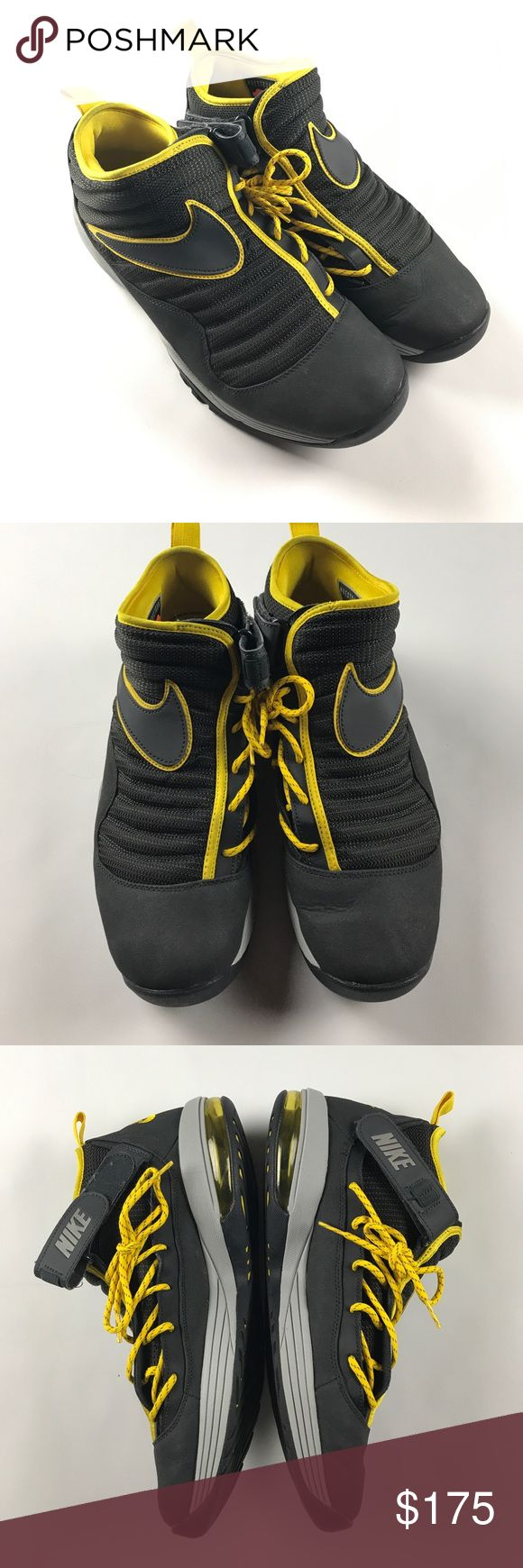 Vintage Nike 13 Ndestrukt Dennis Rodman Shoes In excellent condition Nike Shoes Sneakers
