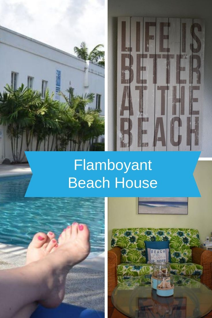 Flamboyant Beach House Is A Wonderful Self Catering Vacation Apt Located Just Short Stroll From Tranquil T Barbados Villas And Als In