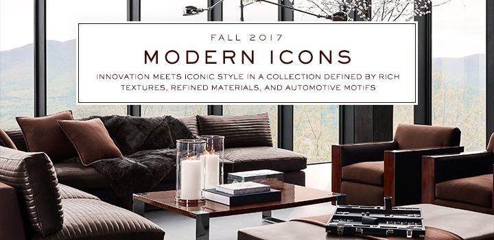 Modern Icons - Home - RalphLauren.com