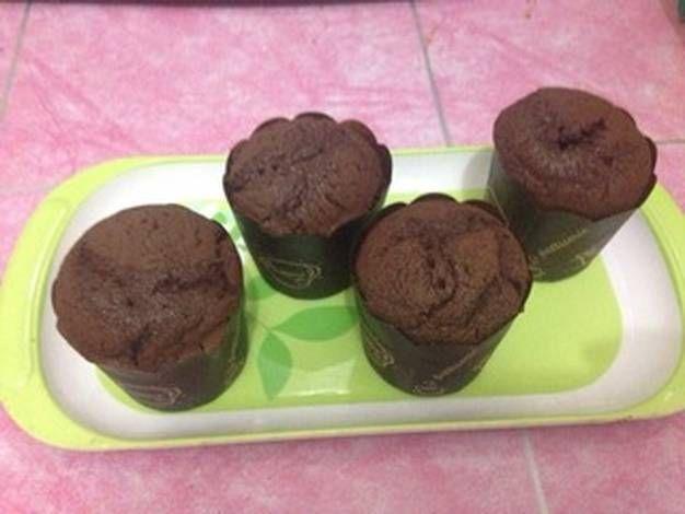 Resep Muffin Coklat Kukus Oleh Ica Dika Fitria Resep Muffin Makanan Resep